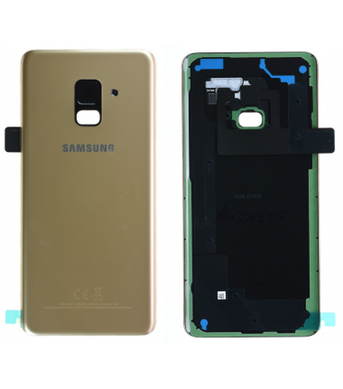 Face arrière Samsung Galaxy A8 2018 (A530F) Or