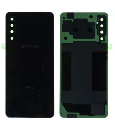 Face arrière Samsung Galaxy A7 2018 (A750F) Noir (Duos)