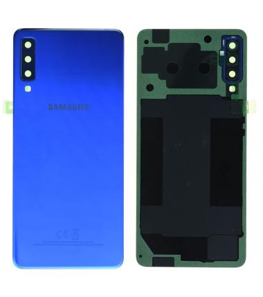 Face arrière Samsung Galaxy A7 2018 (A750F) Bleu