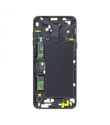 Face arrière Samsung Galaxy A6+ 2018 (A605F) Noir (Duos)