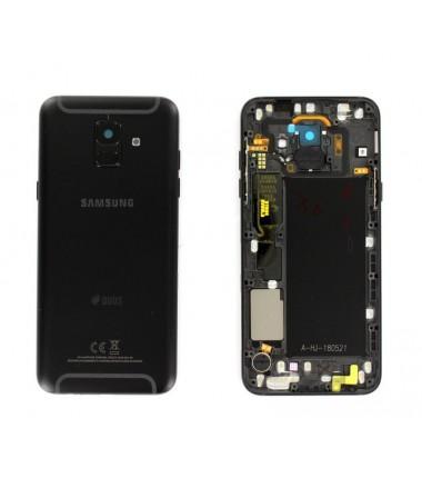 Face arrière Samsung Galaxy A6 2018 (A600F) Noir (Duos)