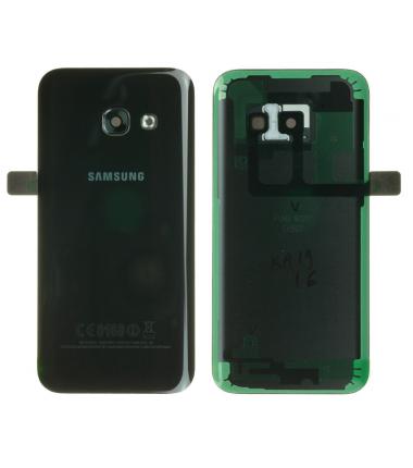 Face arrière Samsung Galaxy A3 2017 (A320F) Noir