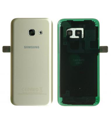 Face arrière Samsung Galaxy A3 2017 (A320F) Or
