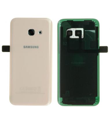 Face arrière Samsung Galaxy A3 2017 (A320F) Rose