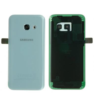 Face arrière Samsung Galaxy A3 2017 (A320F) Bleu