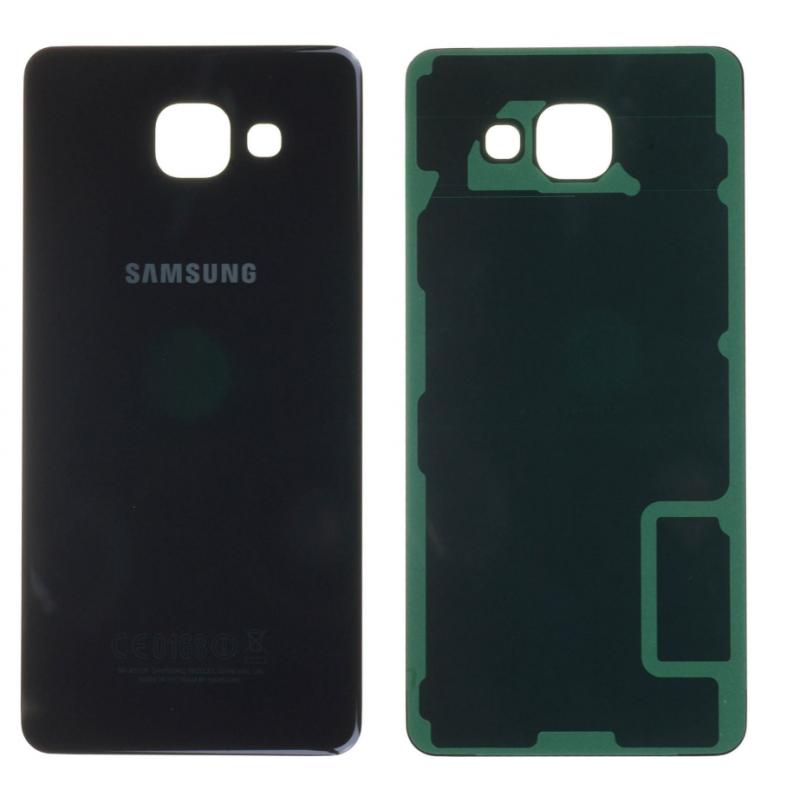 Face arrière Samsung Galaxy A5 2016 (A510F) Noir