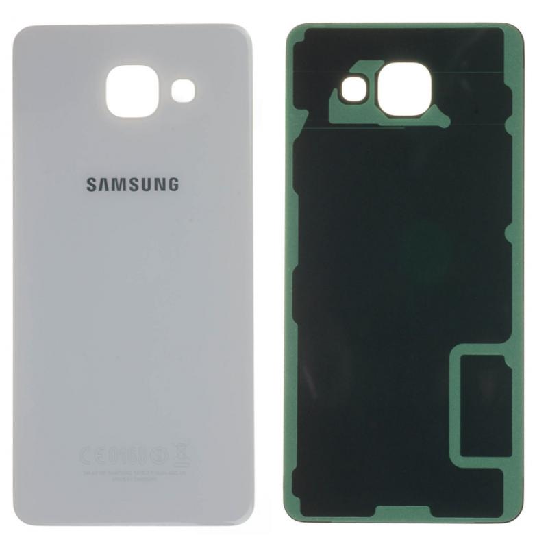 Face arrière Samsung Galaxy A5 2016 (A510F) Blanc