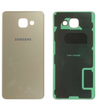 Face arrière Samsung Galaxy A5 2016 (A510F) Or