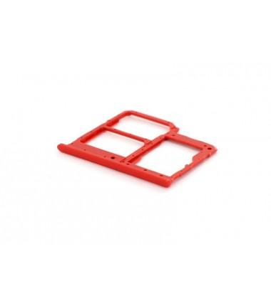 Tirroir SIM Samsung Galaxy A40 (A405F) Rouge