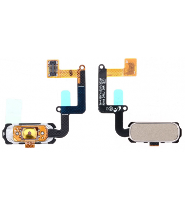 Bouton Home Samsung Galaxy A3/A5/A7 (A320/520/720F) Or
