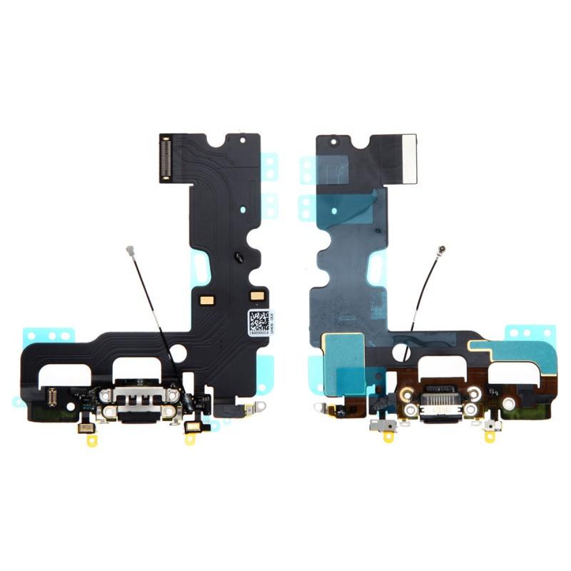 Connecteur de charge iPhone 7 Noir