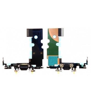 Connecteur de charge iPhone 8 / SE 2020 Noir