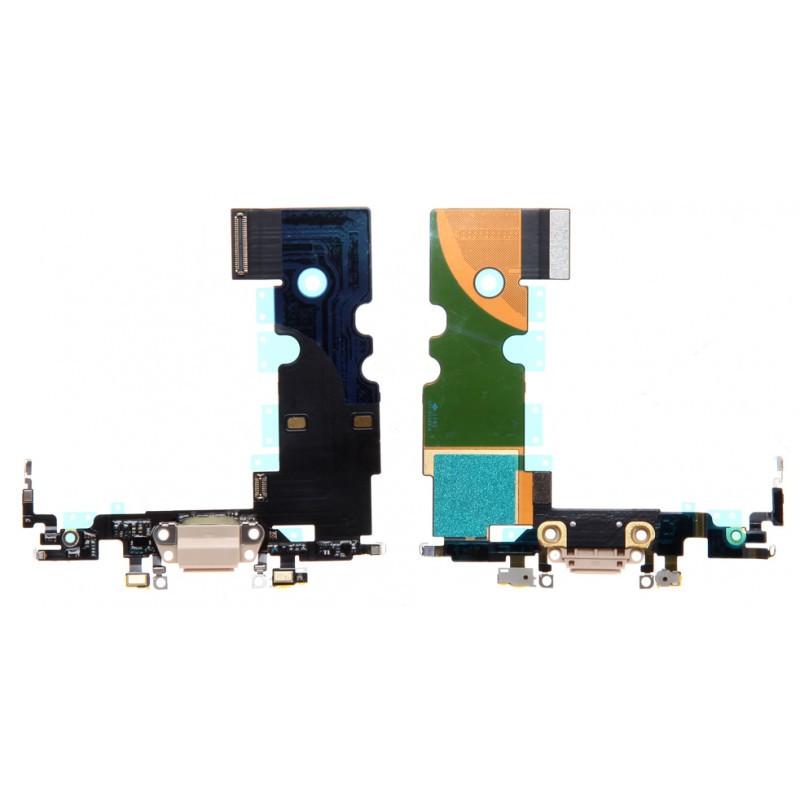 Connecteur de charge iPhone 8 Or