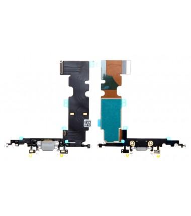 Connecteur de charge iPhone 8 Plus Noir