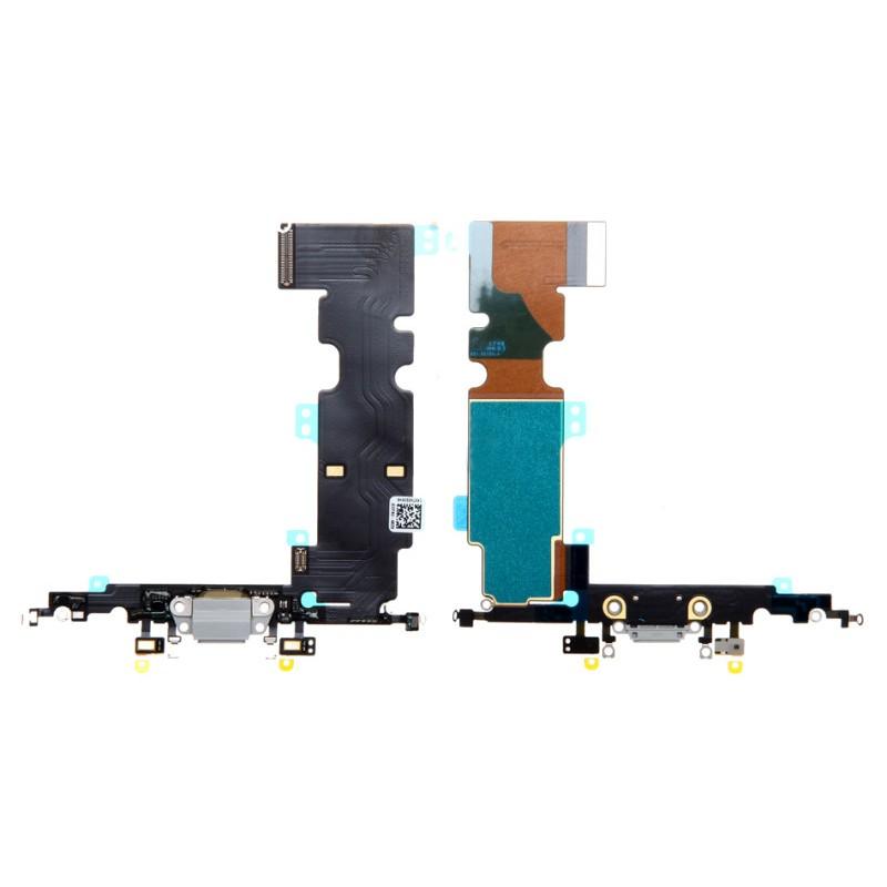 Connecteur de charge iPhone 8 Plus Blanc