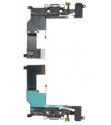 Connecteur de charge iPhone SE Noir
