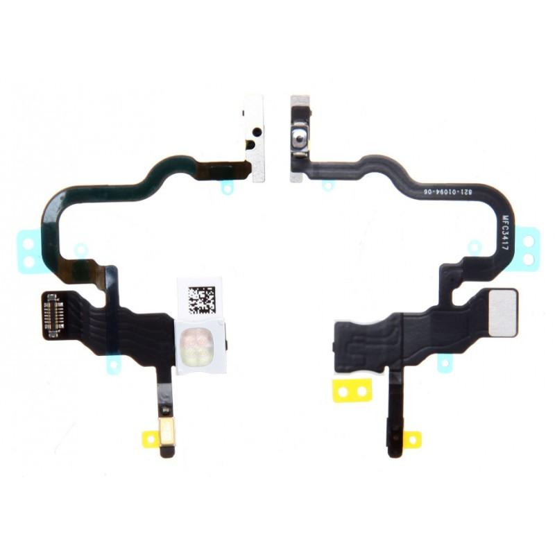 Nappe Power/Flash pour iPhone X