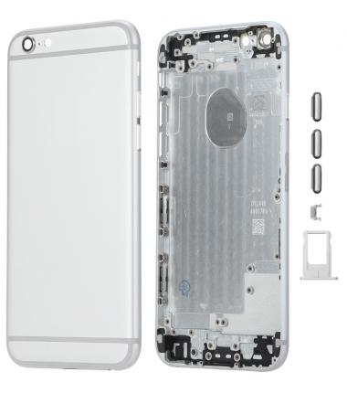 Face arrière iPhone 6 Argent