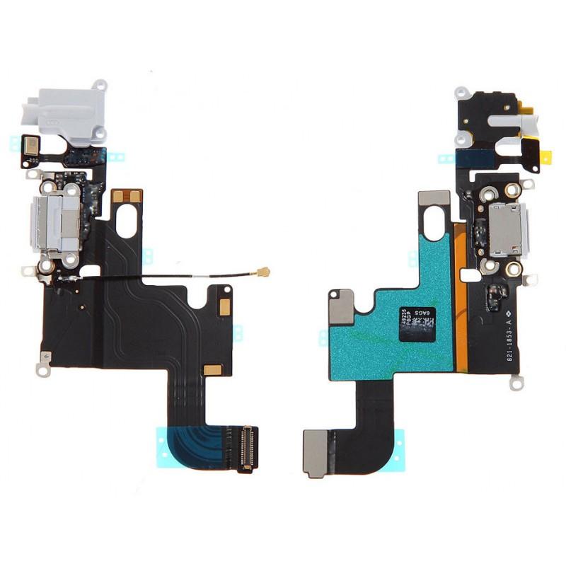 Connecteur de charge iPhone 6 Blanc