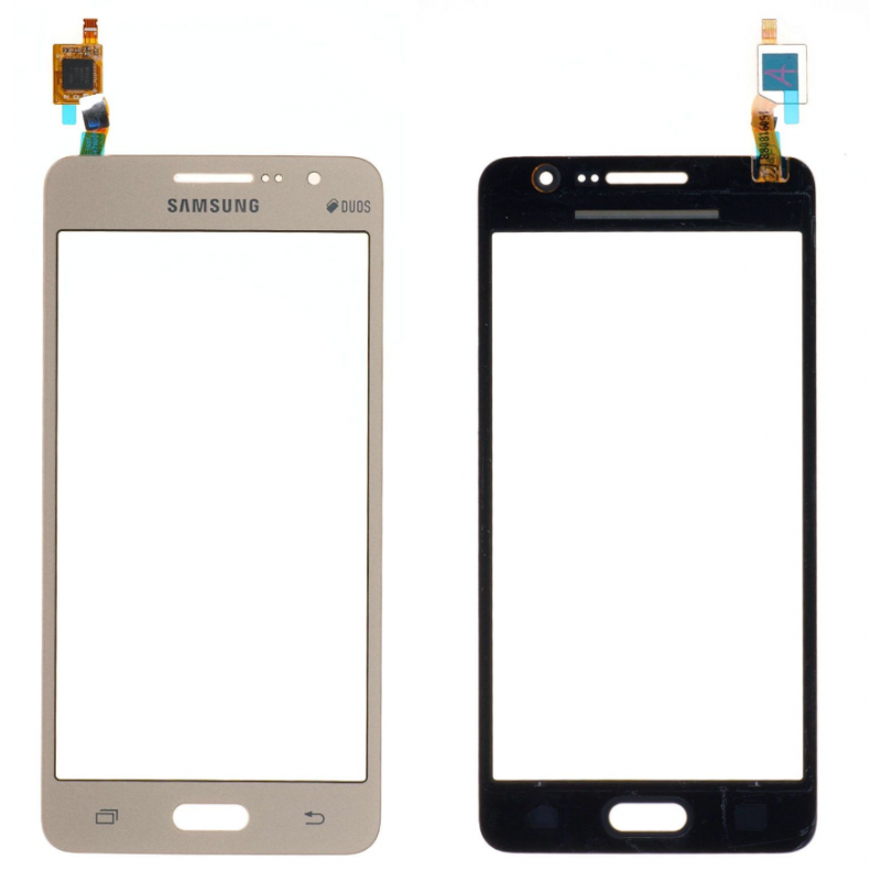 Vitre Tactile Samsung Galaxy Grand Prime VE (G531F) Or