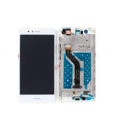 Ecran complet pour Huawei P9 Lite Blanc