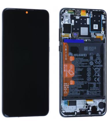 Ecran complet Huawei P30 Lite Noir
