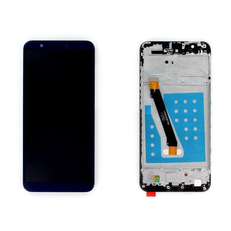 Ecran complet pour Huawei P Smart Bleu