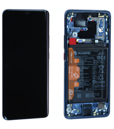 Ecran complet Huawei Mate 20 Pro Bleu