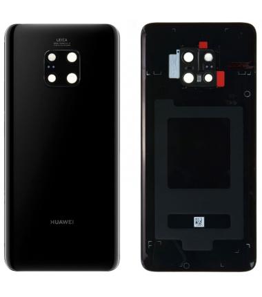 Face arrière Huawei Mate 20 Pro Noir