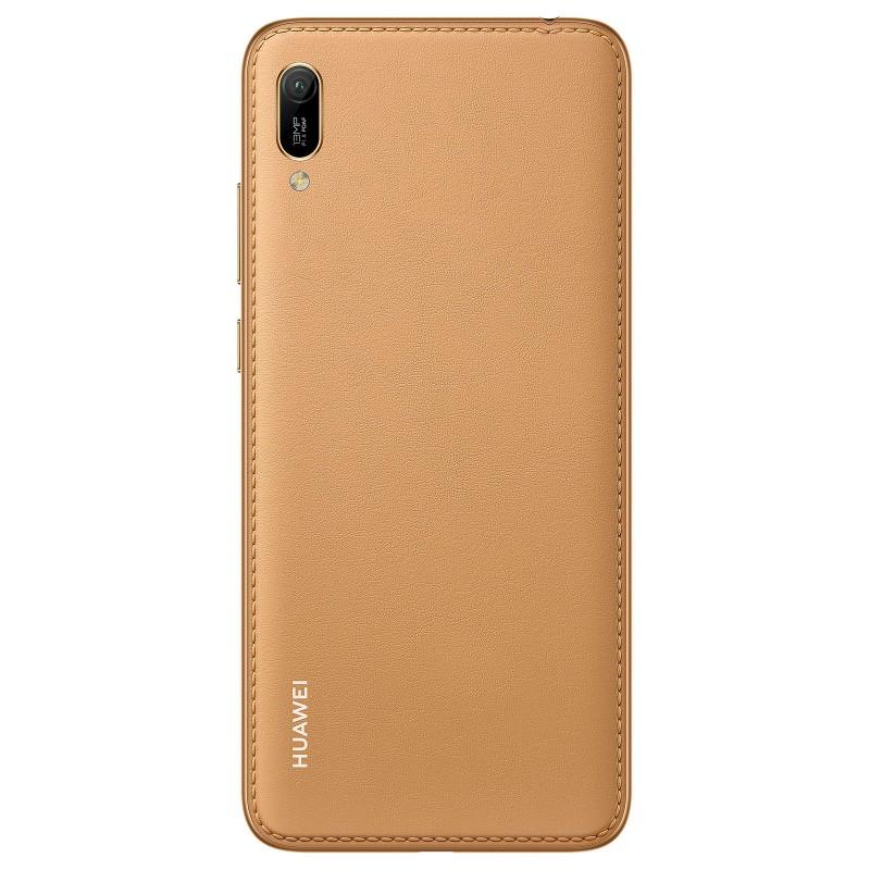 Face arrière Huawei Y6 2019 Marron
