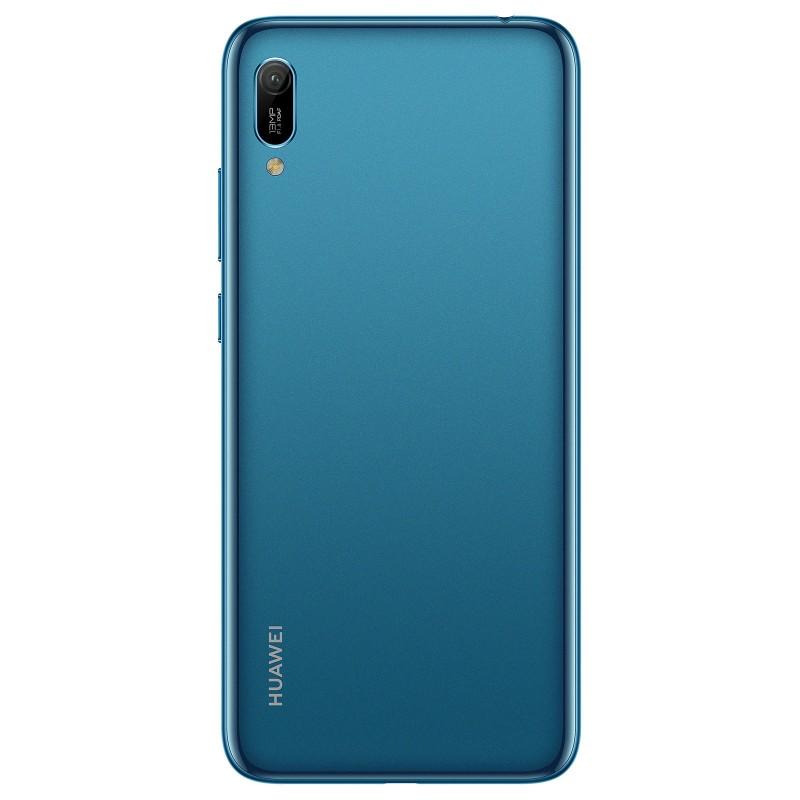Face arrière Huawei Y6 2019 Bleu