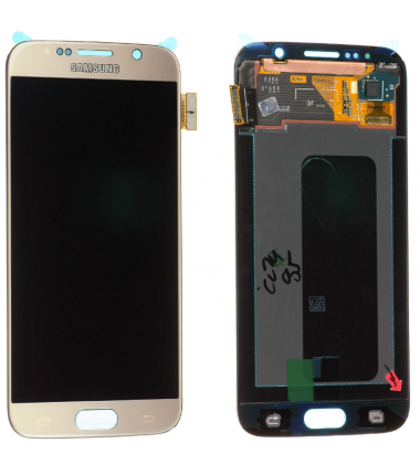 Ecran Samsung Galaxy S6 (G920F) Or