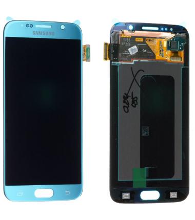 Ecran Samsung Galaxy S6 (G920F) Bleu