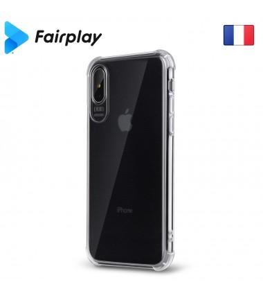Coque Fairplay Crystal iPhone X/XS