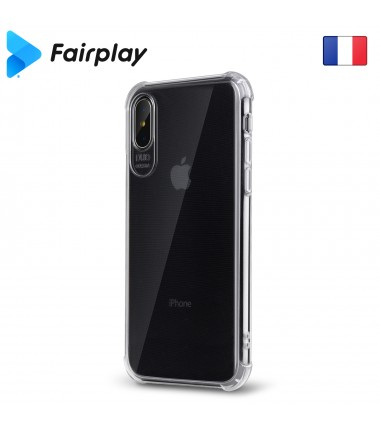 Coque Fairplay Crystal iPhone XS Max