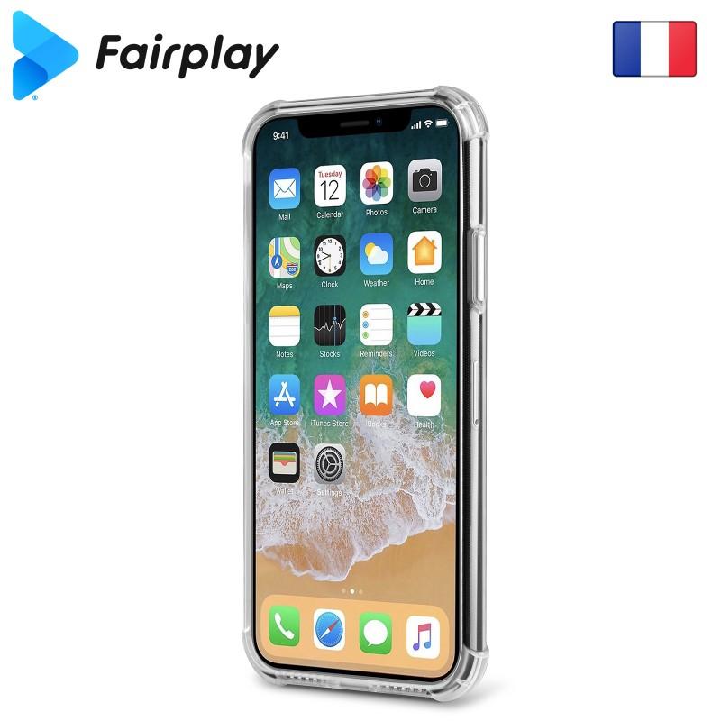Coque Fairplay Crystal iPhone XR