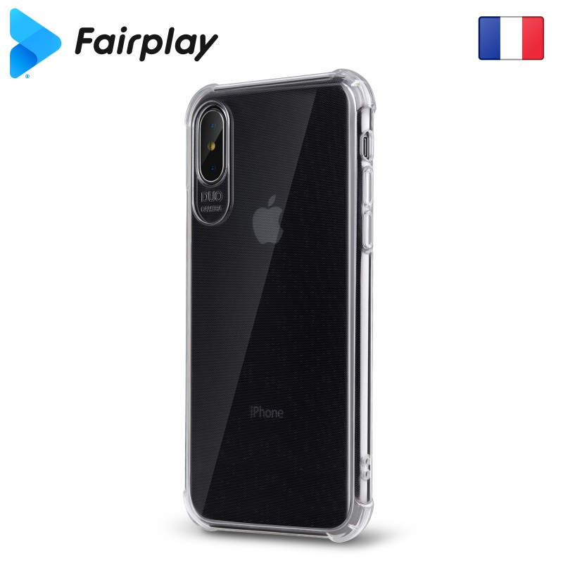 Coque Fairplay Crystal iPhone 11