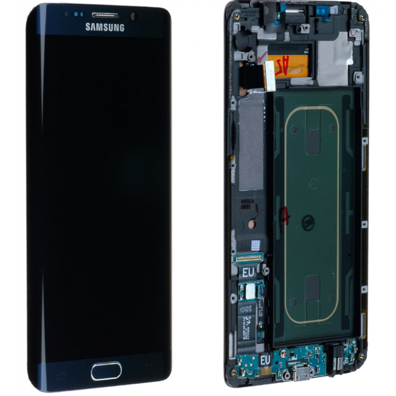 Ecran Complet Samsung Galaxy S6 Edge+ (G928F) Noir