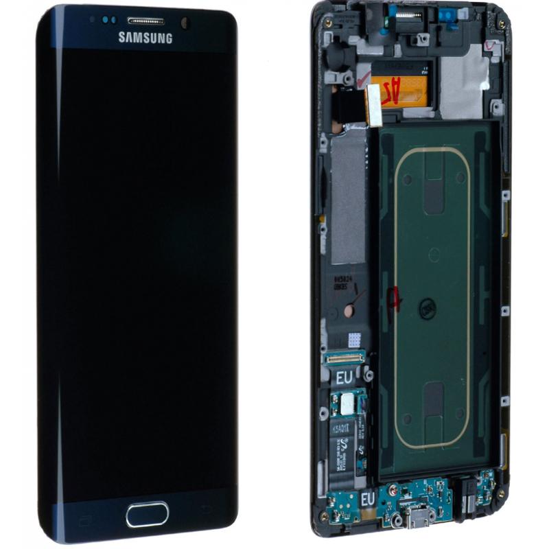 Ecran Samsung Galaxy S6 Edge+ (G928F) Noir