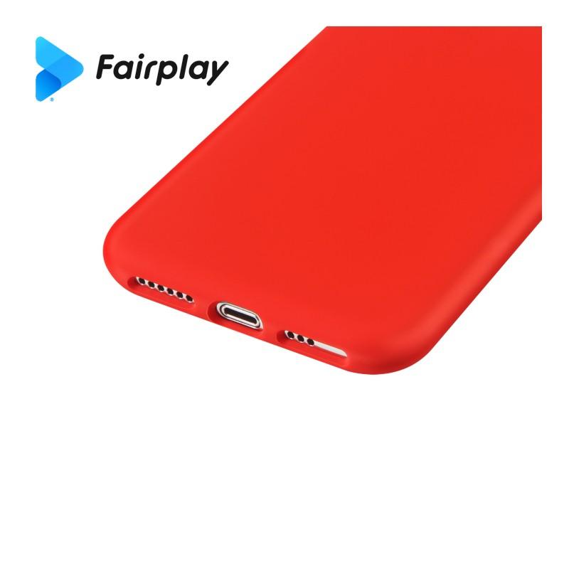 Coque Fairplay Sirius iPhone XR Rouge