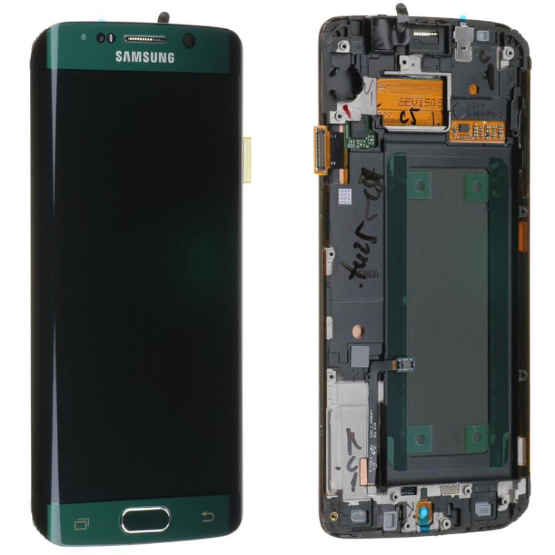 Ecran Samsung Galaxy S6 Edge (G925F) Vert