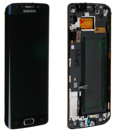 Ecran Samsung Galaxy S6 Edge (G925F) Noir