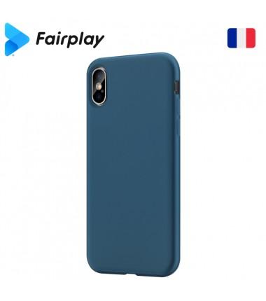 Coque Fairplay Sirius iPhone XS Max Navy