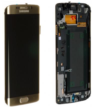 Ecran Samsung Galaxy S6 Edge (G925F) Or