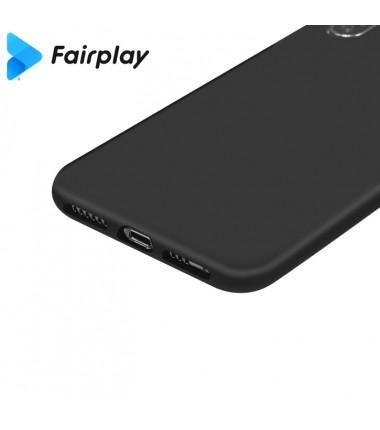Coque Fairplay Sirius iPhone XR Noir