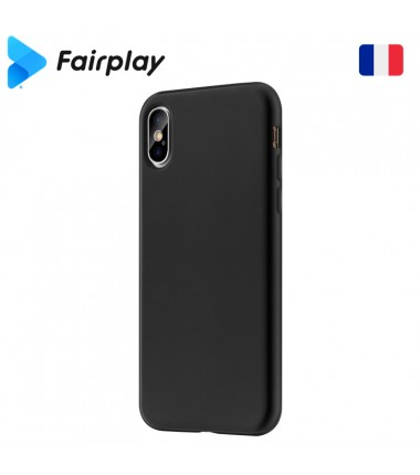 Coque Fairplay Sirius Samsung Galaxy S10+ Noir