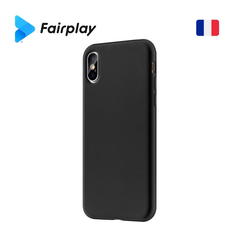 Coque Fairplay Sirius Samsung Galaxy S10+ Noir