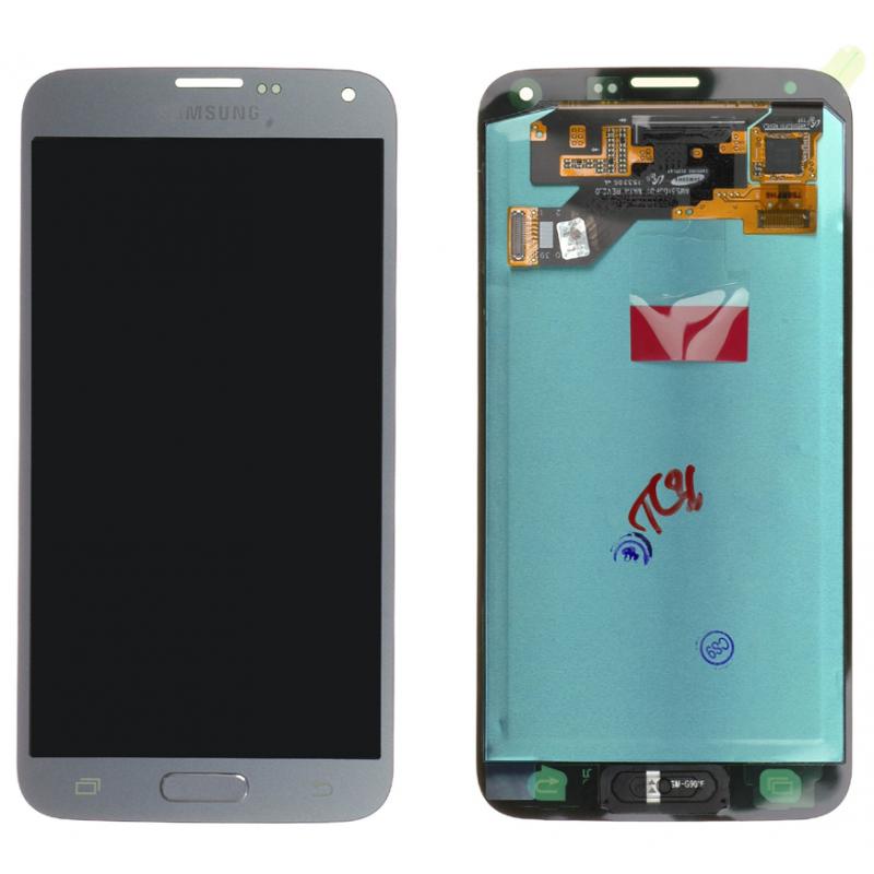 Ecran Samsung Galaxy S5 Neo (G903F) Argent