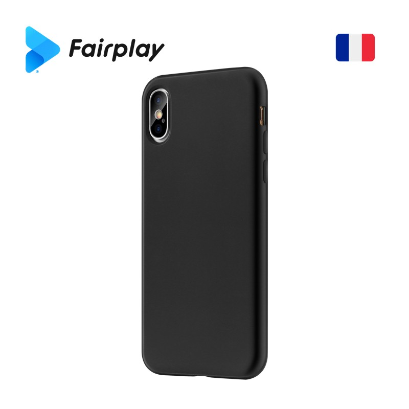 Coque Fairplay Sirius Huawei P30 Pro Noir