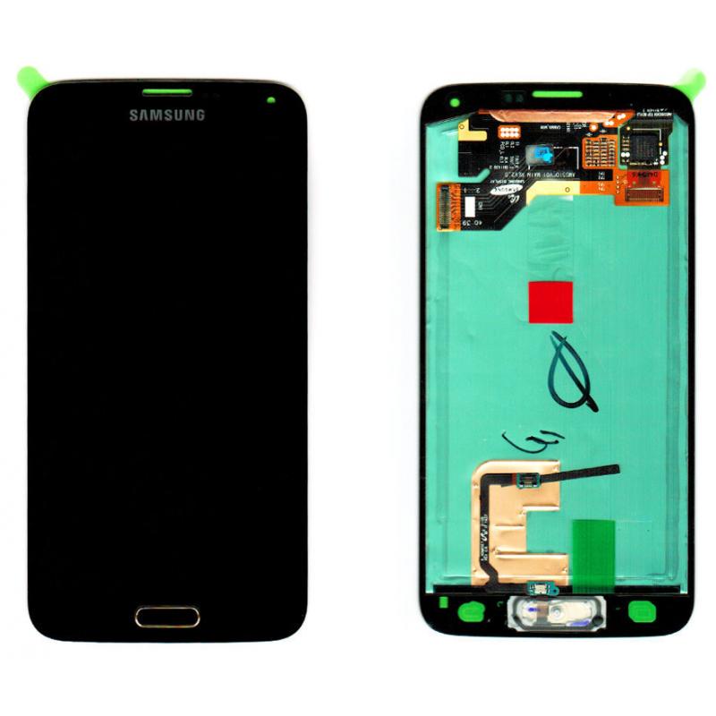 Ecran Samsung Galaxy S5/S5+ (G900F/G901F) Or